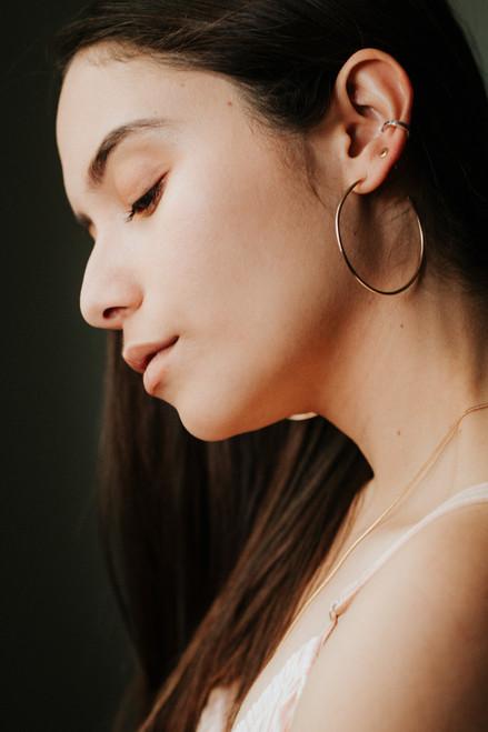 Squared Ear Cuff