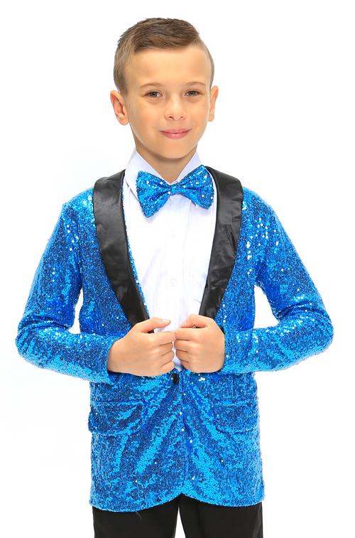Z | Puttin on the Ritz | Jacket & Tie Only | Blue
