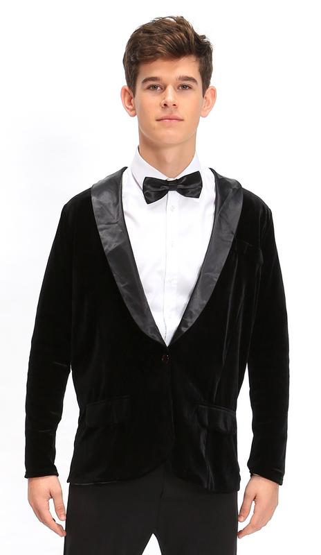 Z | Bond | Jacket & Tie Only | Black