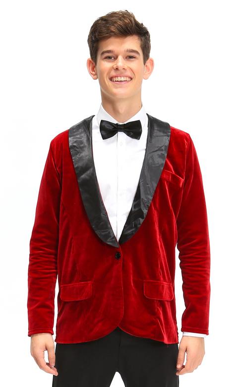 Z | Bond | Jacket & Tie Only | Maroon