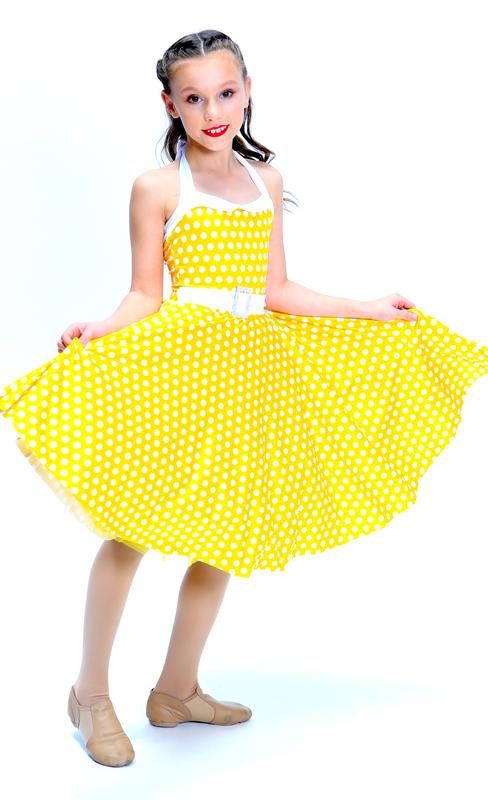 Hairspray | Yellow