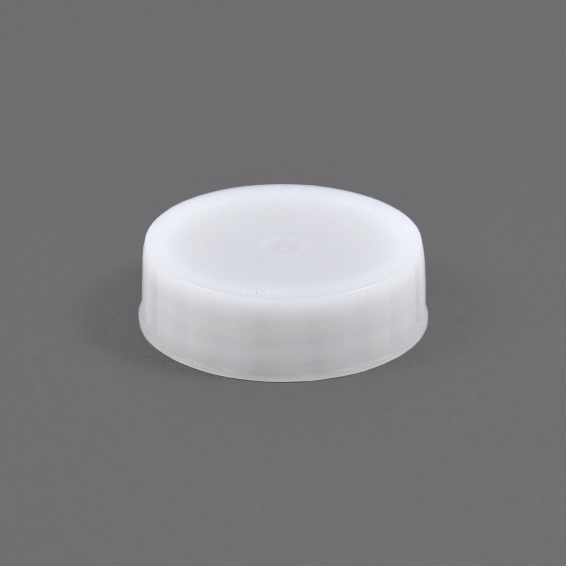 FIFO BOTTLE™ Label Cap - White