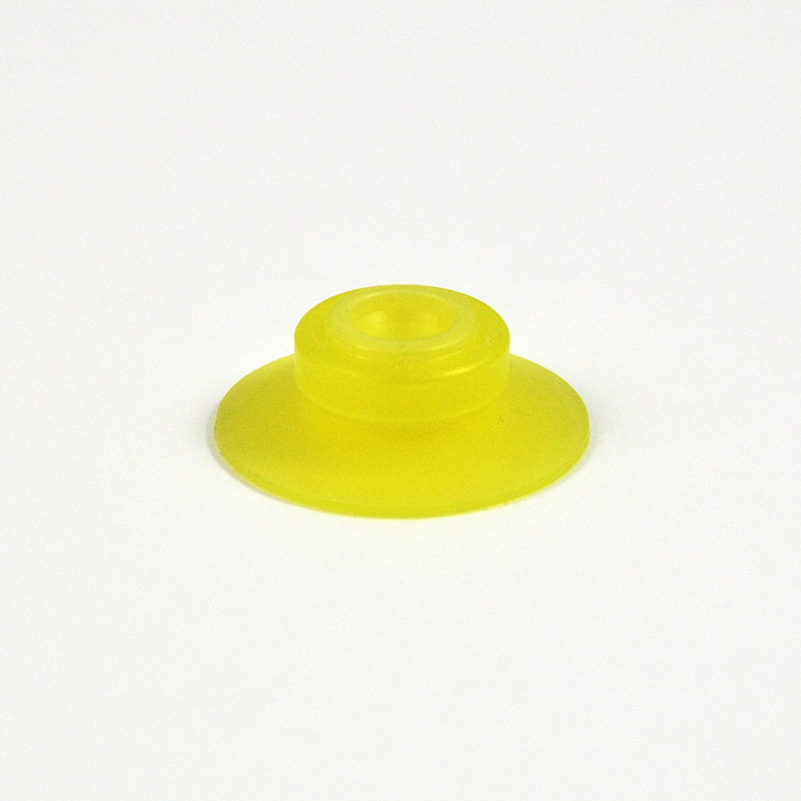 The yellow medium valve works with most smooth sauces such as ketchup, mustard  and mayo