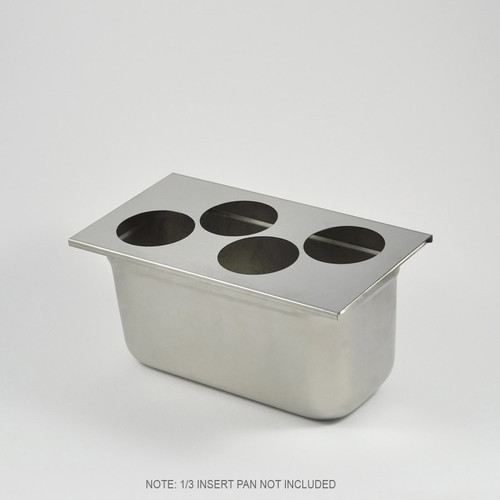 1/3 pan organizer for Portion Pal