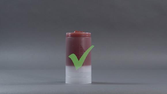 Sauce Gun Bottle Partial Fill Method
