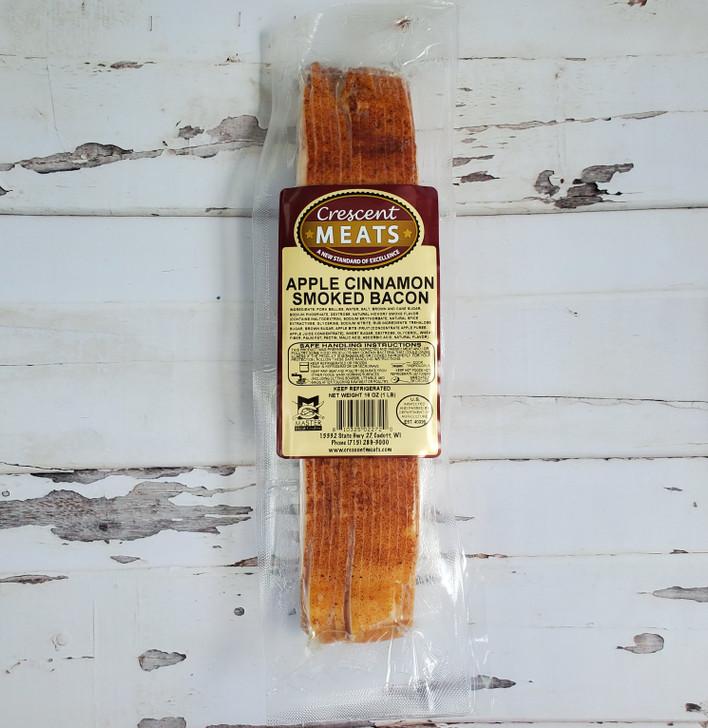 Apple Cinnamon Smoked Bacon