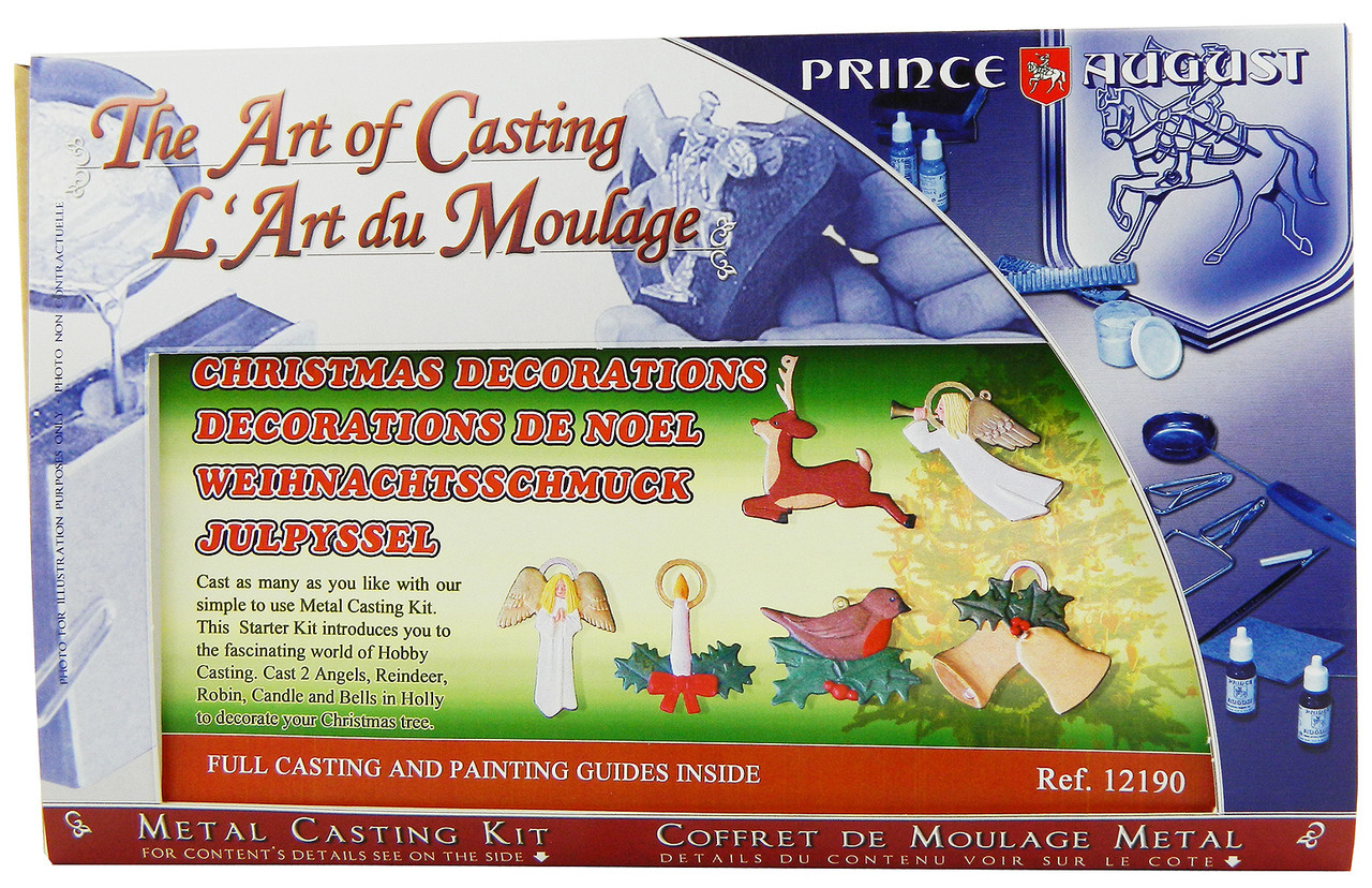Angel From Holly's World pa12190: christmas ornaments deluxe starter kit
