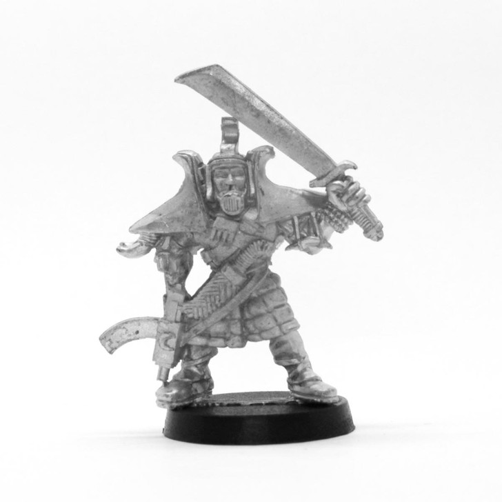 Tribes of Earth - Crescentian Brotherbound Sergeant