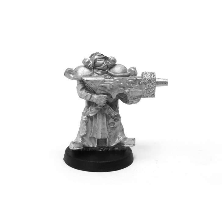 Tribes of Earth Crescentian Tribes Khan's Guard HMG Specialist