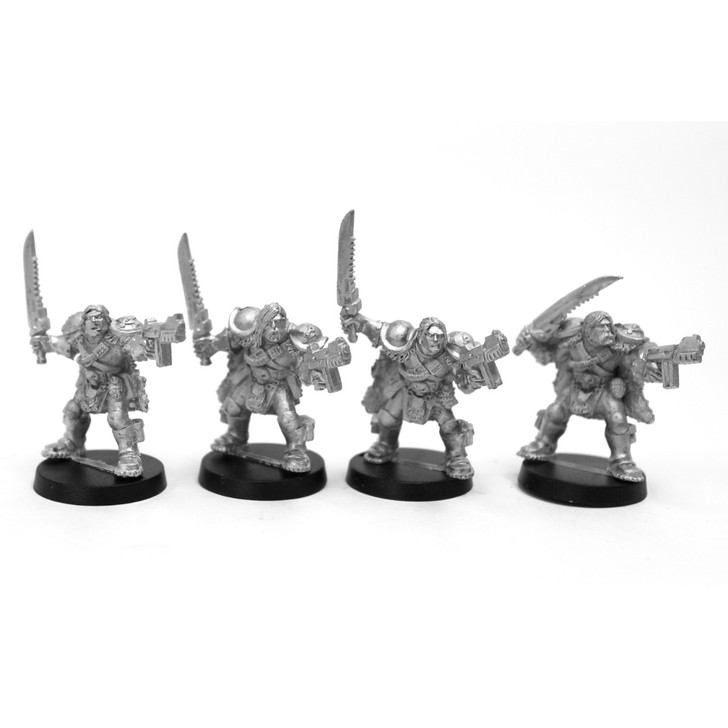 Wolfbane Commandos (4 Figures)