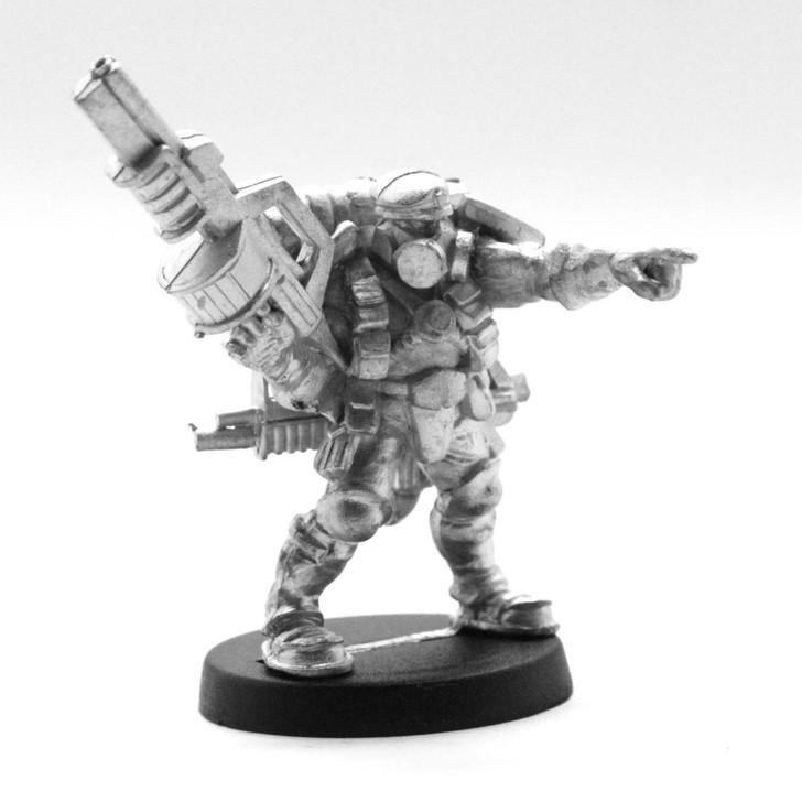 Imperial Blood Berets Captain