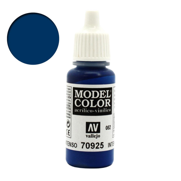 Vallejo Model Color Blue Acrylic Paint 70925