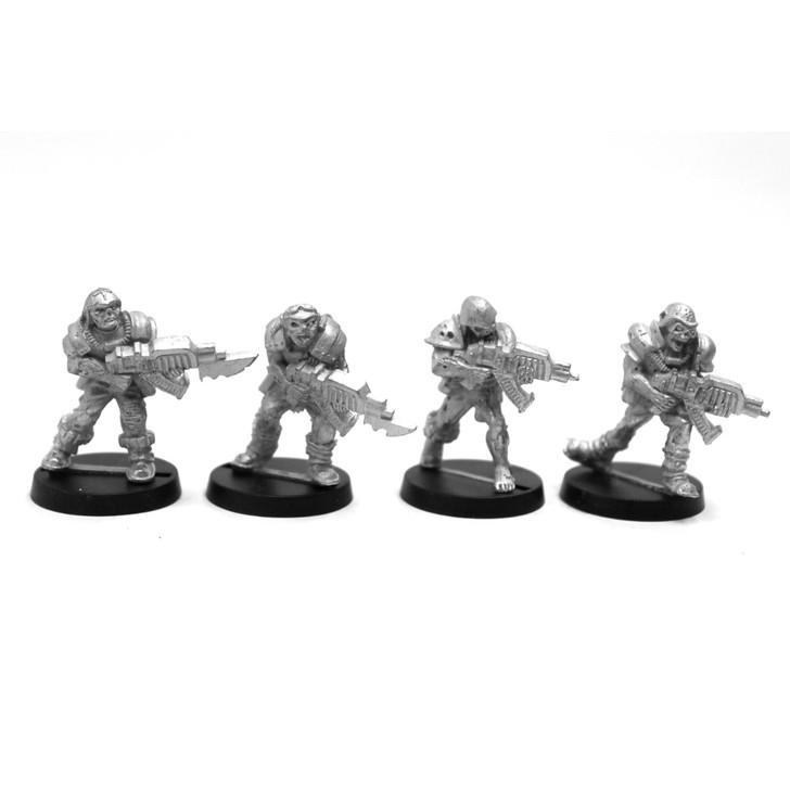 Dark Legion Undead Legionnaires