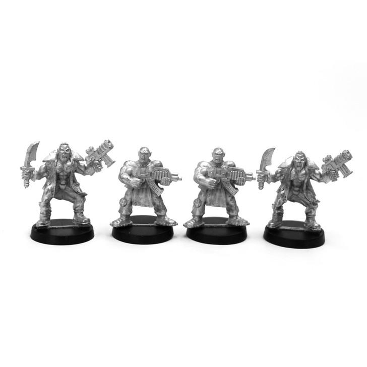 Dark Legion Heretic Legionnaires