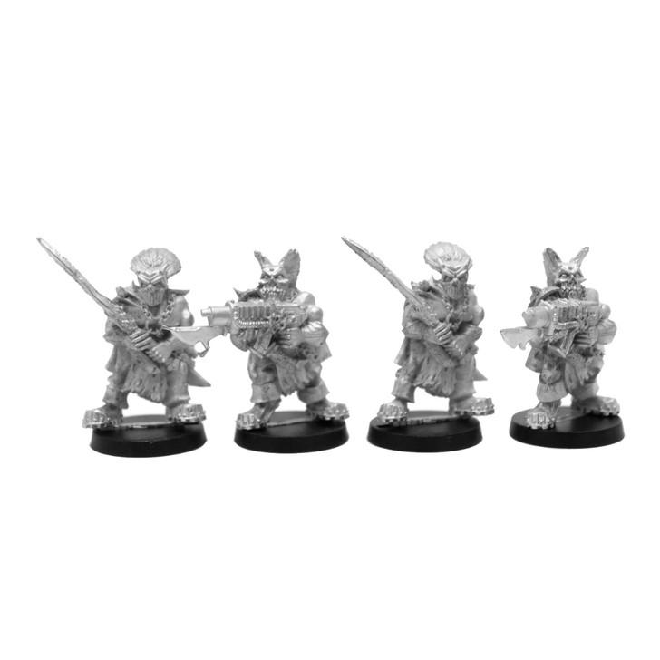 Dark Legion Destroyers