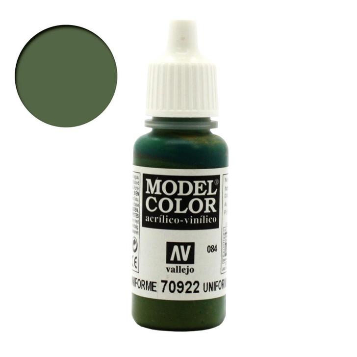 Vallejo Model Color USA Uniform Acrylic Paint 70922