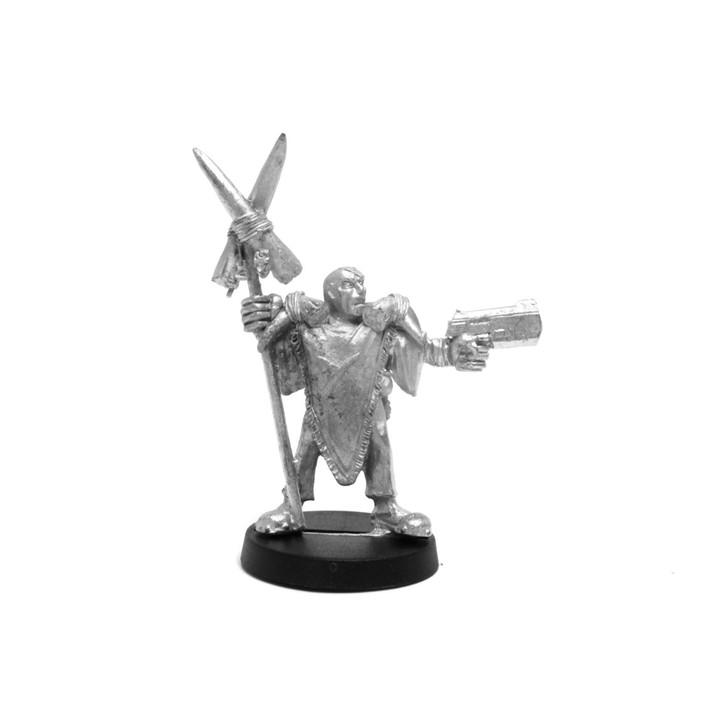 Tribes of Earth Templar Horde Standard Bearer