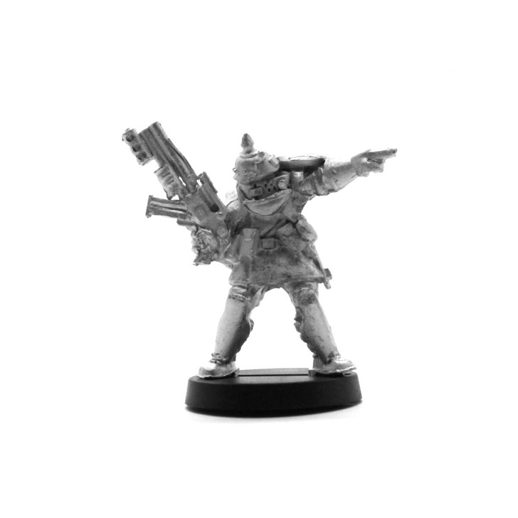 Ducal Militia Sergeant