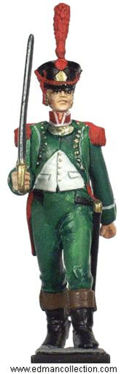 Legion Irlandaise Officer pewter miniature
