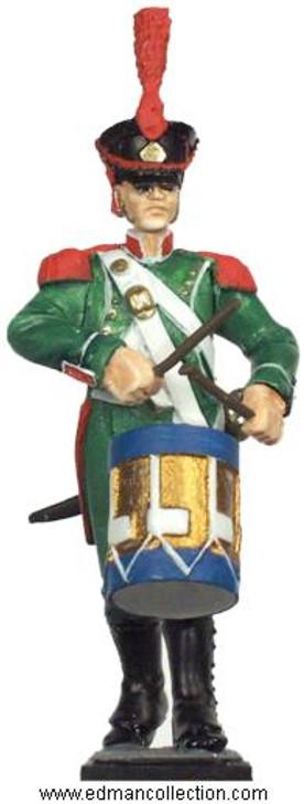 Legion Irlandaise Drummer Pewter figure