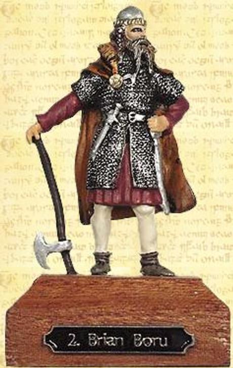 Brian Boru Painted Pewter Miniature