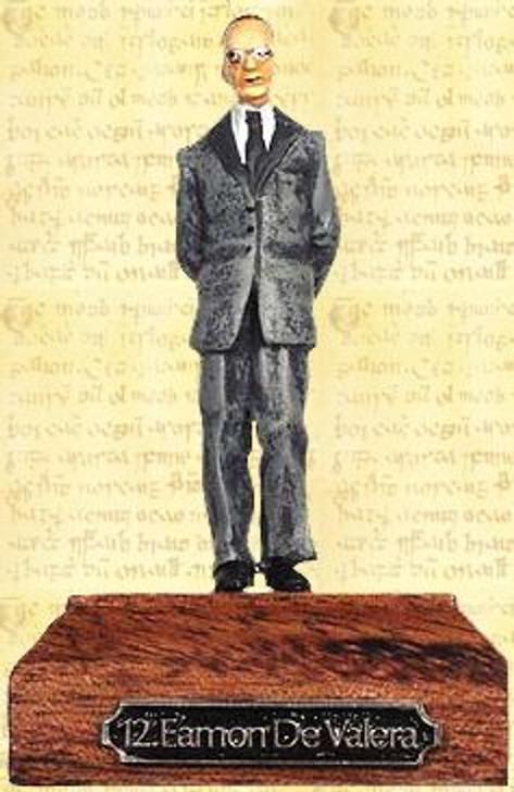 Eamon De Valera Painted Pewter Miniature