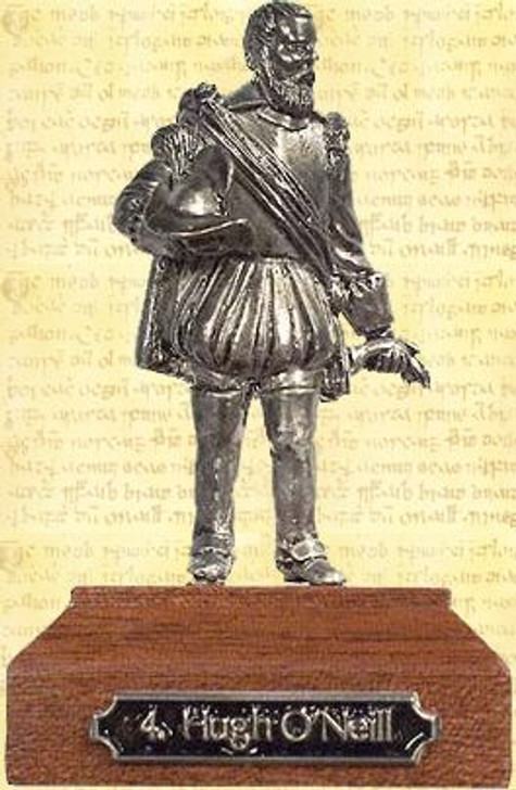 Hugh O'Neill Pewter Miniature