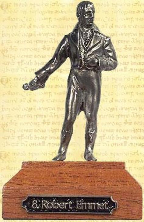 Robert Emmet Pewter Miniature