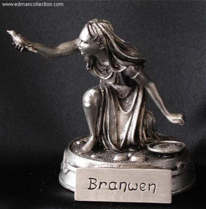 Branwen - Imprisoned Welsh princess, Legendary Celts