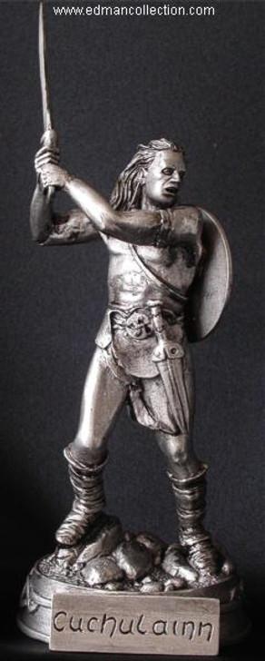 Cuchulainn - Hound of Ulster - Legendary Celts