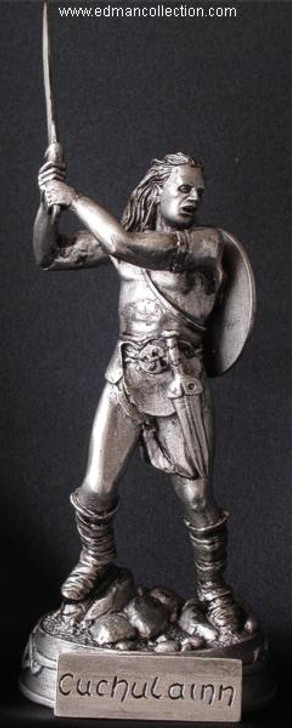 Cuchulainn - Hound of Ulster - Legendary Celts