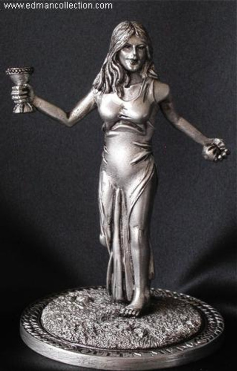 Queen Medb - Queen of Connaught - Legendary Celts