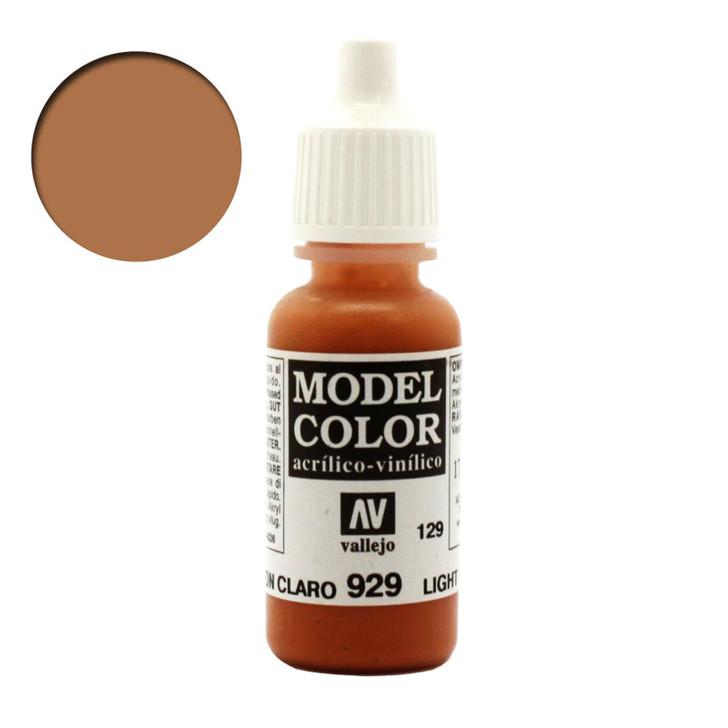 Vallejo Model Color Light Brown 70929