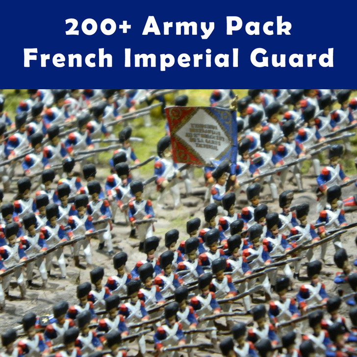 200+ Army Pack French Imperial Guard