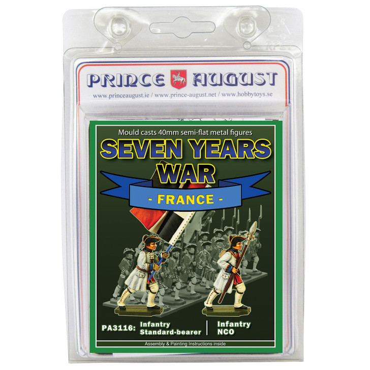 PA3116 Seven Years War France:  Blister