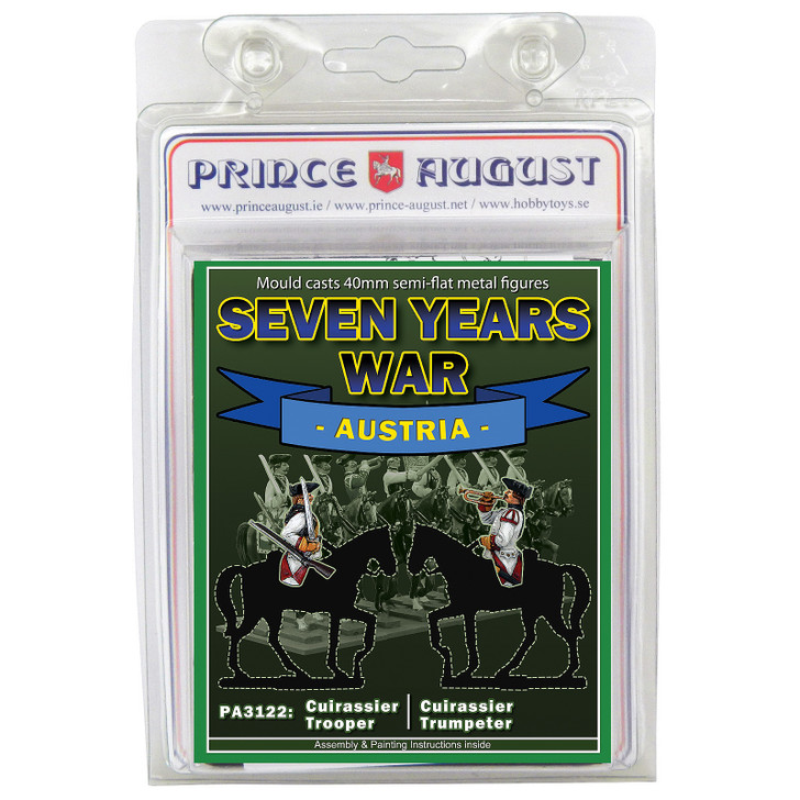 Seven Years War PA3122 Blister.