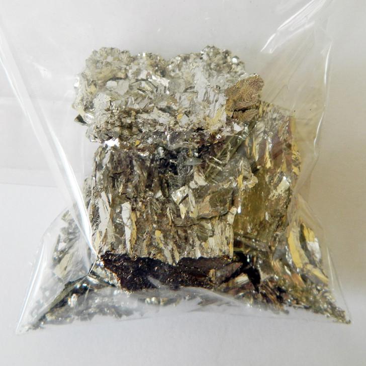 250 grams of Pure Bismuth metal crystals