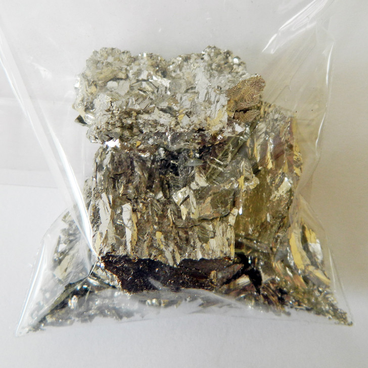 250 grams of Pure Bismuth metal crystals
