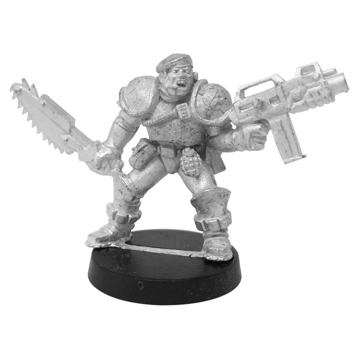 Warzone Imperial Blood Berets Sergeant.