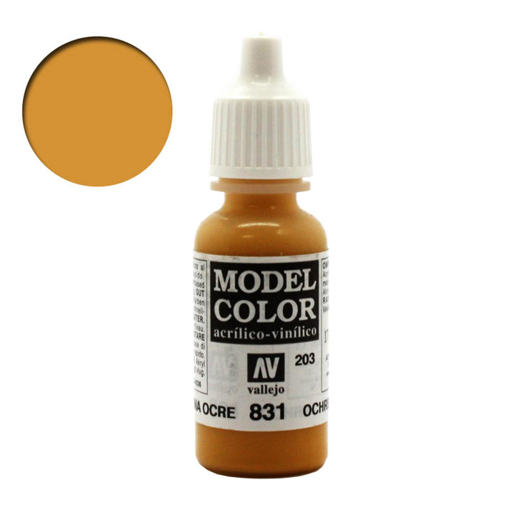 Vallejo Model Color Tan Glaze 70831