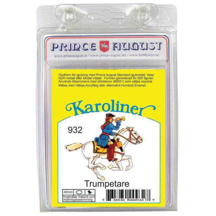 PAS932 Karoliners Cavalry Trumpeter label