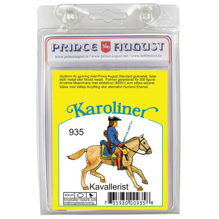 PAS935 Karoliner Cavalry label