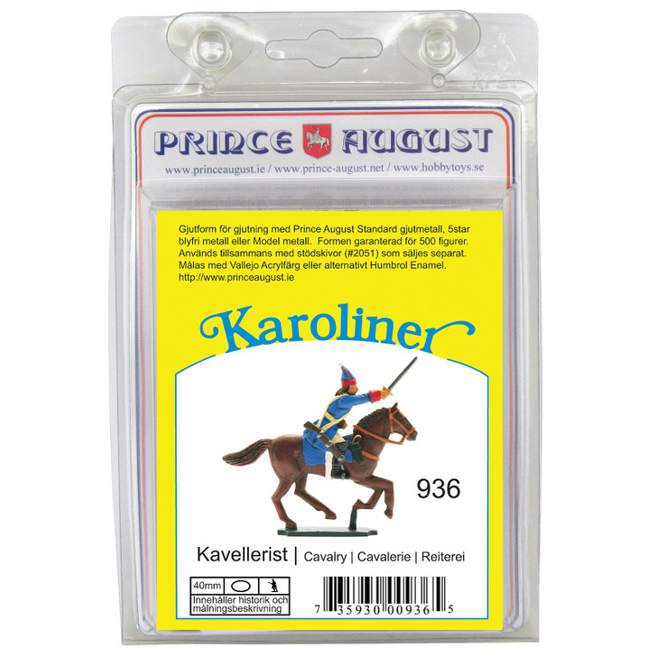PAS936 Kropotov Russian Cavalry label