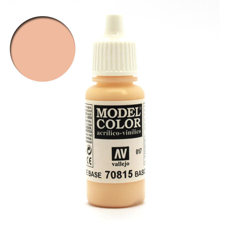 Vallejo Model Color Basic Skintone Acrylic Paint 70815