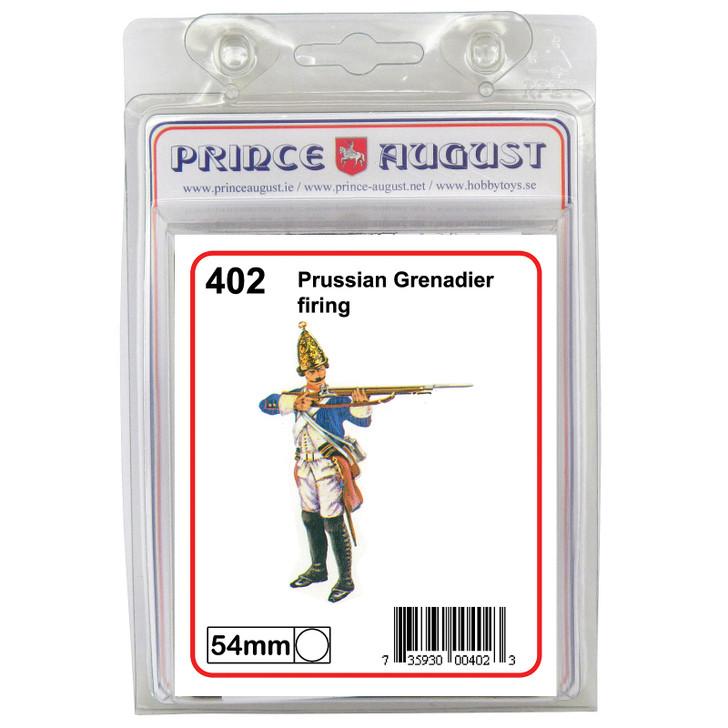Prussian Grenadier firing