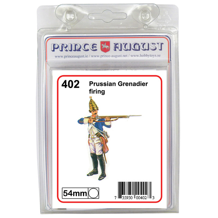 Prussian Grenadier firing