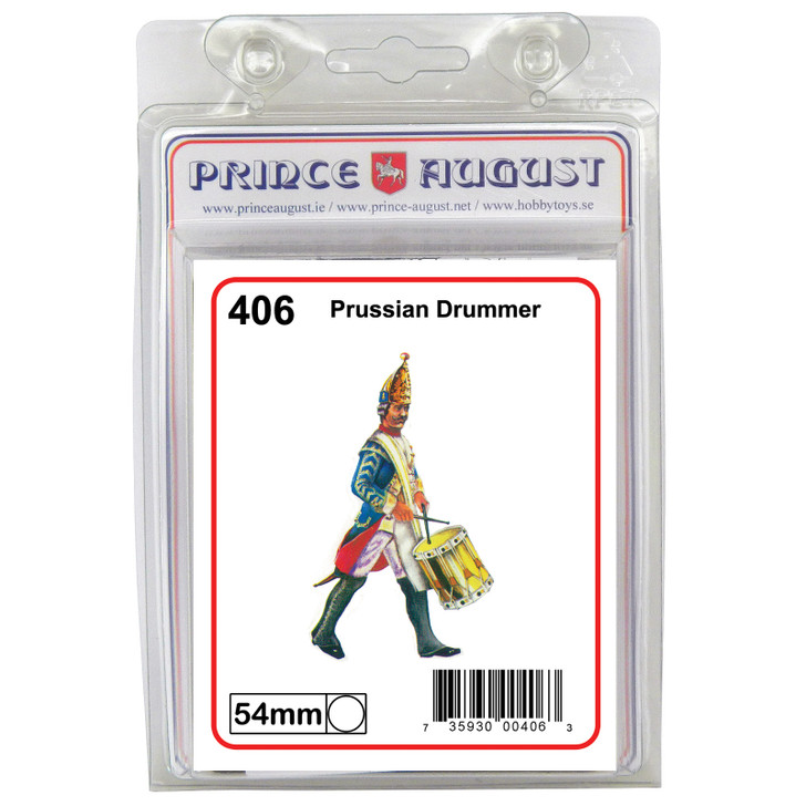 Prussian Drummer blister