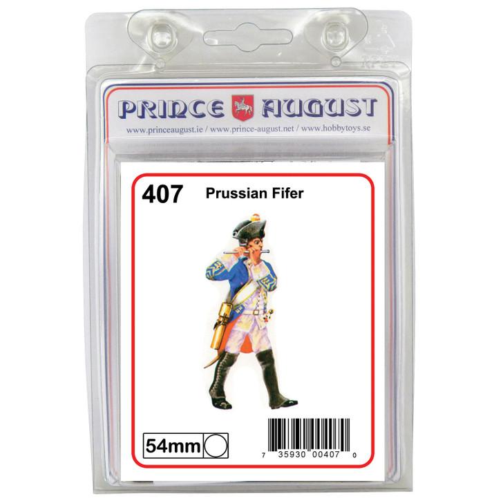 Prussian Fifer blister