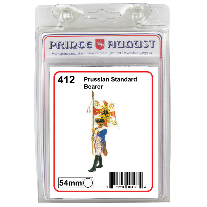 Prussian Standard Bearer blister
