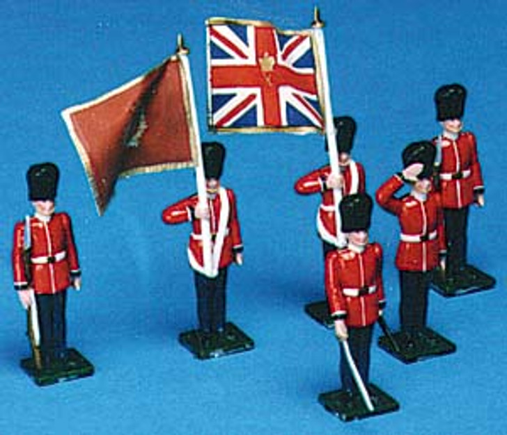 British Grenadiers Colour Party